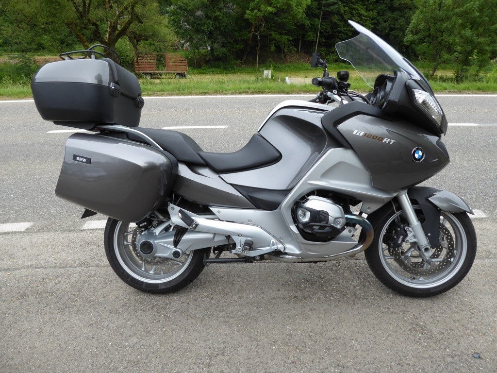 bmw r 1200 rt carenage 2013 occasion