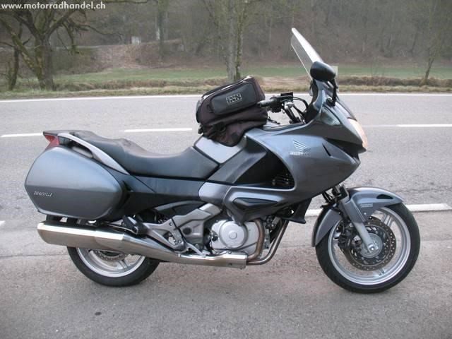 honda nt 700 carenage partiel 2006 occasion